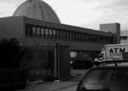 Portfolio IEP: Industrielles Anwenderzentrum an der TUM in Garching - schwarz-weiß