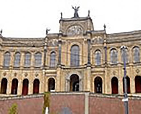 Portfolio IEP: Brandschutzmaßnahmen Maximilianeum, Bayerischer Landtag München