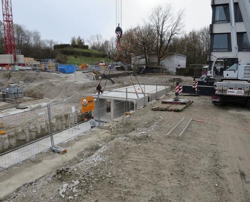 Portfolio IEP: Erschließung TUM Garching, Ost Hochschulgelände