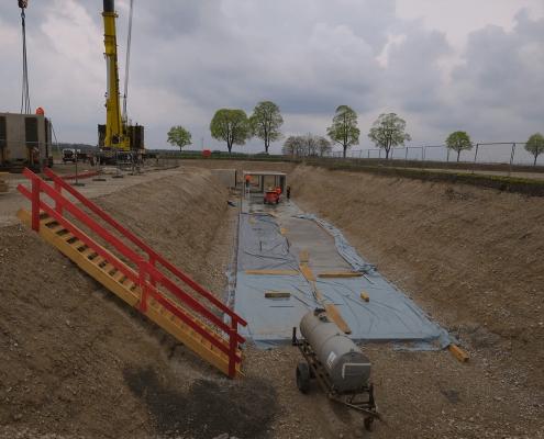 Portfolio IEP: Erschließung TUM Garching, West Hochschulgelände