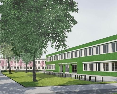 Portfolio IEP: Erweiterung, Umbau und Sanierung Grundschule an der Grafingerstraße in München