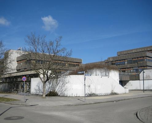 Portfolio IEP: Generalsanierung Schulzentrum Gerastraße 6 in München - alt
