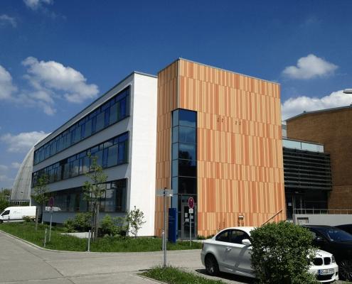Portfolio IEP: Grundlegende Sanierung der Gebäude des Instituts für Radiochemie der TUM