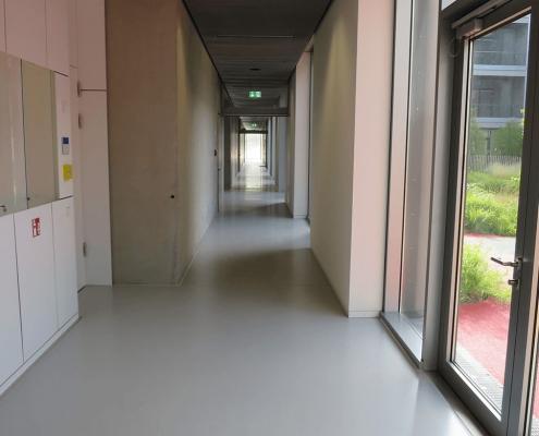 Portfolio IEP: Neubau Katalysezentrum an der TU Garching