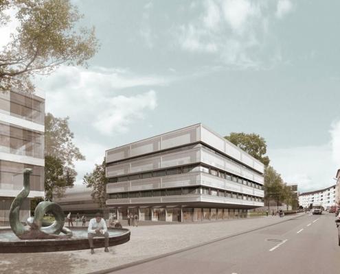 Portfolio IEP: Neubau Nano-Institut der LMU