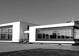 Portfolio IEP: Neubau und Sanierung Rathaus Gemeinde Feldkirchen-Westerham - schwarz-weiß